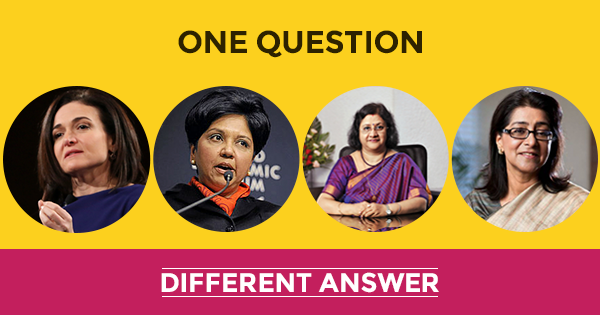 Answer To The One Question That Every Successful Woman Is Asked