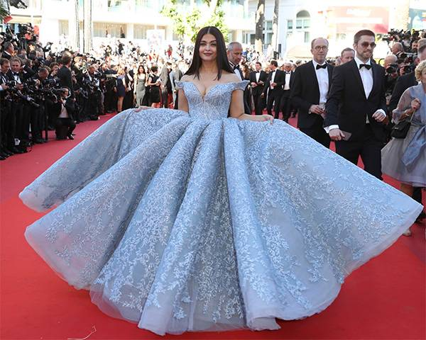 Gown Mania At Cannes