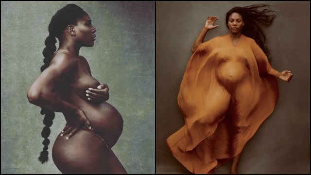 'Liberating'  Is Just The Right Word For Serena Williams's Naked Photoshoot